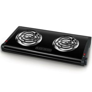 HORNILLA ELECTRICA BLACK DECKER DB1002B